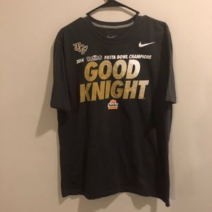 Nine UCF Knights fiesta bowl champions shirt
